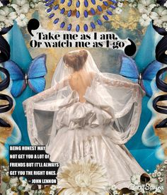 Take Me As I Am, Or Watch Me As I Go! ❤ - made by BabySavira Mababe with Bazaart #collage
