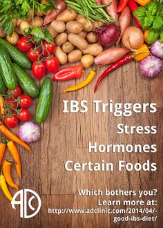 What is a good diet for IBS? Learn more here: http://www.adclinic.com/2014/04/good-ibs-diet/