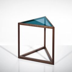 Equilateral Side Table
