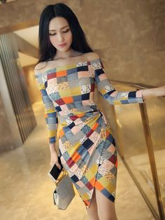 Roma Tripp's media statistics and analytics Elegant Dresses, Cute Dresses, Beautiful Dresses, Casual Dresses, Short Dresses, Dresses For Work, Chic Dress, Classy Dress, Dress Outfits