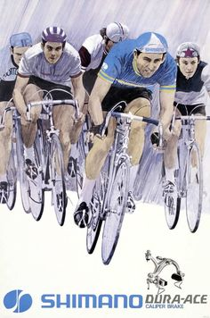 Shimano Dura-Ace 1979 Visit us @ https://www.wocycling.com/ for the best online cycling store.