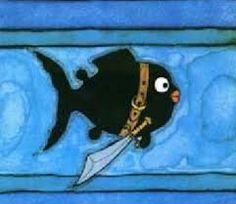 KÜÇÜK KARA BALIK uzak denizleri merak ediyordu çünkü önünde uzun ve coşku dolu bir yaşam vardı... samed behrengi