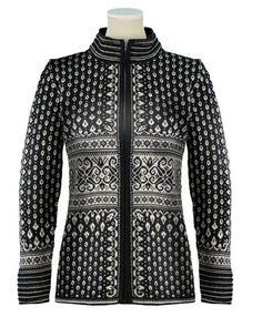 Dale of Norway - Bessbu - Knit - Cardigan Norwegian Knitting, Nordic Sweater, Crochet Coat, Fair Isle Knitting, Sweater Jacket, Knit Cardigan, Vintage Knitting, Pulls, Pullover Sweaters