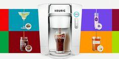 New Keurig Kold - Keurig Releases Soda Machine