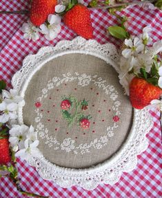 VK is the largest European social network with more than 100 million active users. Cross Stitch Fruit, Cross Stitch Kitchen, Cross Stitch Rose, Cross Stitch Flowers, Cross Stitch Charts, Quilt Stitching, Cross Stitching, Cross Stitch Embroidery, Wedding Strawberries