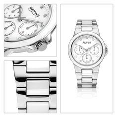 Ceramic Collecion; BERING watch; Women's watches