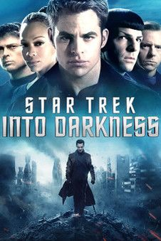 Star Trek Into Darkness Both on BluRay and DVD - YA