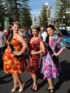 Cooly Rocks On: For 11 action-packed days, their colourful, vibrant, beachside towns of Coolangatta and Tweed Heads will be fuelled with party atmosphere.  More than 50 rock'n'roll and rockabilly bands from across Australia will perform alongside special guest...