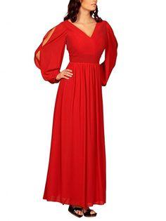 26, Red, MY EVENING DRESS Women's Scarlett NEW