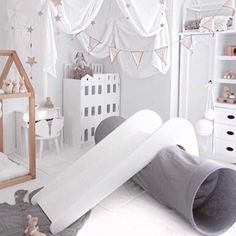 Small Space Kid's Playroom Ideas You Need to Check Out. If you think providing play area for your little ones is impossible due to lack of space, try these playroom ideas you can set up out of small space. Small Playroom, Baby Playroom, Playroom Ideas, Kids Bedroom Sets, Girls Bedroom, Kids Room, Kid Spaces, Small Spaces, Space Kids