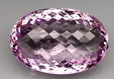 100 unheated/untreated pink amethyst 7046 carat  drilled by vlvp, $176.15