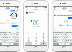Facebook | Pay Your Friends With Messenger$20 USD for your concert ticket, $5 USD for the coffee. It will now become a whole lot easier to pay your friends back. Just open up the Facebook messenger app and send out some cash all over the world!Facebook is starting the tests today in the USA. The first time users try out the function, they need a credit card from MasterCard or VISA to authorise the payment.