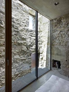 Gallery of Stone House Transformation in Scaiano / Wespi de Meuron Romeo architects - 15