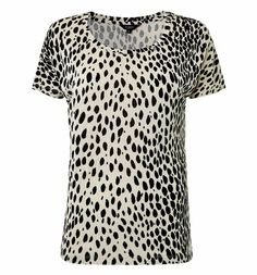 The Dalmatian print at HObbs, this is the Niamh tee shirt
