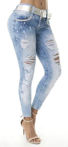 Jeans levanta cola LUJURIA 78554