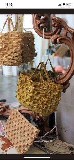 손뜨개~도안및자료실   BAND Straw Bag, Band, Crochet, Fashion, Moda, Sash, Fashion Styles, Ganchillo, Crocheting