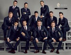 Formalny strój reprezentacji Polski w piłce nożnej do kupienia w salonach Vistuli   Vistula dołączyła do zaszczytnego grona marek ubierających drużyny piłkarskie. Teraz jednakowy strój, w których polska reprezentacja pojedzie na mistrzostwa Europy do Francji, jest do kupienia w salonie Vistuli.