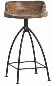 Bar stool from Arteriors