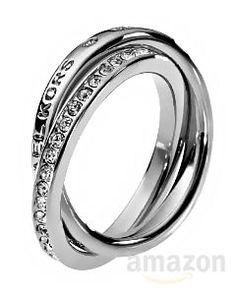 Michael Kors Ring....looks like my David Yurman crossover ring 💗