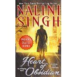 Heart of Obsidian, by Nalini Singh Book Review