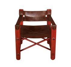 "Stendig ""Campaign"" Chair Maxine Snider Inc."