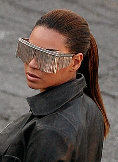 """Beyonce shades from """"Diva"""" video"""