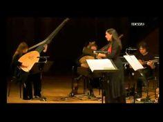 Georg Friedrich Handel - Flammende Rose, Zierde der Erden HWV 210 (Nuria Rial) - YouTube