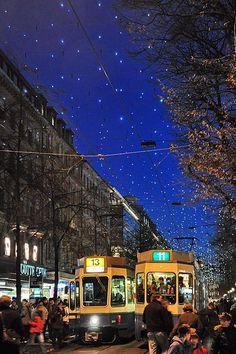 Bahnhofstrasse Zürich, Switzerland