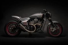 Victory Erbacher Ignition Concept Motorcycle