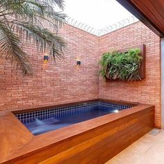 Swimming pools are places where people love to relax in and by. The different swimming pools that you will find … Backyard Pool Designs, Small Backyard Pools, Small Pools, Swimming Pools Backyard, Lap Pools, Indoor Pools, Pool Decks, Pool Landscaping, Small Pool Design