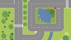 Printable Road/Garden Play Mats