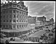 Elizabeth Street Melbourne Victoria (Property of State Library Victoria)