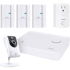 Picture of Uniden Hc54 Basic Security System With Gateway