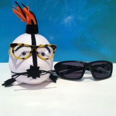 Easter Gift, Hunter The Stuff Animal Mole With Sunglasses~Vera Mae Collection Teen Gift Baskets, Easter Gift Baskets, The Mole, Gifts For Teens, Christmas Gifts, Skull, Unique, Cute, Handmade
