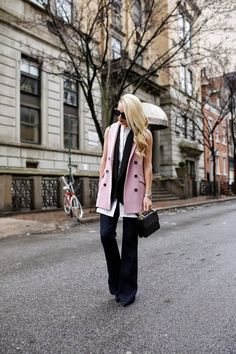 Pink Vest Inspiration Outfit  # #Atlantic - Pacific #Spring Trends #Fashionistas #Best Of Winter Apparel #Inspiration Outfit Pink vest #Pink vest Inspiration Outfits #Pink vest Inspiration Outfit How To Wear #Pink vest Inspiration Outfit 2015 #Pink vest Inspiration Outfit Where To Get #Pink vest Inspiration Outfit How To Style