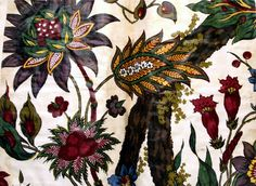 Motifs Textiles, Textile Fabrics, Vintage Textiles, Textile Patterns, Arabesque, Indian Textiles, Anthropologie, Motif Floral, Pinwheels