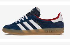 March 2012 - adidas Originals Gazelle Indoor Team GB  March 2012
