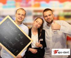 Besucht uns auf dem Messestand von Apo-Ident auf der #Expopharm in #Düsseldorf #KnipsKugel #kundenmagnet #messehighlight