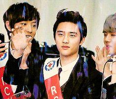 Creepy Kyungsoo Again ... kil pervert   #D.O #kyungsoo #exo