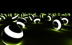Ballon-noir-et-blanc-fond-noir. Neon Light Wallpaper, Abstract Iphone Wallpaper, Neon Wallpaper, Widescreen Wallpaper, Desktop Wallpapers, Laptop Wallpaper, Neon Backgrounds, Twitter Backgrounds, Wallpaper Backgrounds