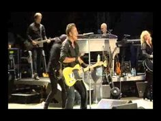 Bruce Springsteen and the E street band, live in Hyde Park, London 2009 (Part 9)