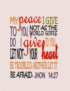 jhon 14:27