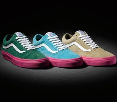 Golf Wang x Vans Syndicate Old Skool (July 2014)