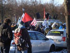 Refugees Demo 23.03.2013 in Berlin