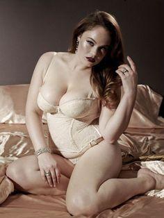 Plus Size Model Kailee O'Sullivan