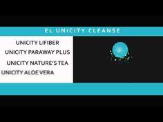 UNICITY CLEANSE - YouTube Poderoso sistema #detox que limpia tu cuerpo de #toxinas y parásitos - causante de la mayoría de nuestras enfermedades.  Si te gustó, dale un repin y visítanos en  balanceatusalud.com