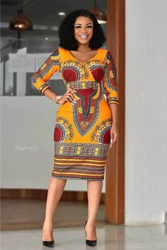 African Dresses: 20 Fashionable African Wear Styles in 2020 African Fashion Ankara, Ghanaian Fashion, Latest African Fashion Dresses, African Print Fashion, African Style, Africa Fashion, African Prints, African Fabric, Asian Fashion