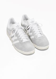 Adidas Gazelle in Grey!!!