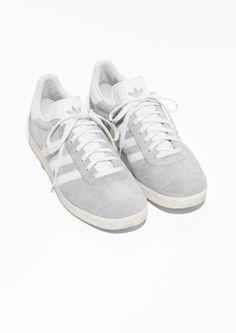 Adidas Gazelle in Grey!!!