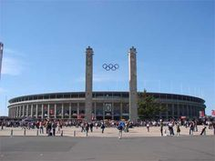 Berlin Olympiastadium
